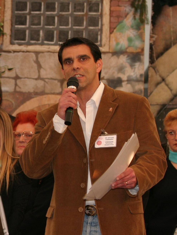 Fabrizio De Antoni