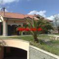 GROTTAFERRATA graziosa ala villa bifamiliare trilivelli mq 350 con box e giardino (v010-id5217)